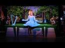 Diana Damrau singing Les oiseaux dans la charmille from LES CONTES D'HOFFMANN