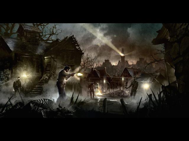 The Evil Within игрофильм русская озвучка