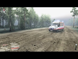 MODS SPINTIRES: Scania 260 Mercedes Sprinter