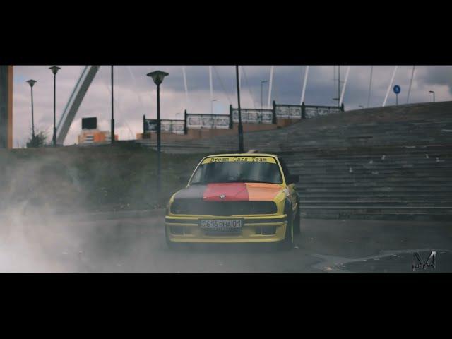 Тест-драйв BMW e30 V8 [MarselProductions]