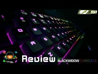 Обзор Razer Deathadder Chroma игровой мыши и Razer BlackWidow Chroma клавиатуры