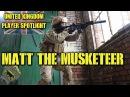 DesertFox Airsoft Player Spotlight: Matt The Musketeer (UK Airsoft Player)