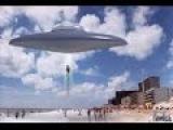 Реальное видео похищения человека НЛО  (2015).