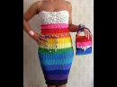 Потрясающее плетение из резинок браслеты, одежда, сумочки, ремни, фигурки.
