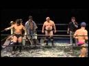 Ryuji Ito, Yuji Okabayashi, Saburo Inematsu & Ryuichi Sekine vs. Brahman Shu, Brahman Kei, Shinobu & Takayuki Ueki - Part 1 of 2