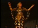 SUHEIR ZAKI EGYPTIAN DANCE LEGEND SAIDI AND DRUM SOLO 1991