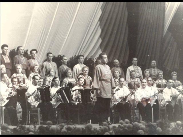 По диким степям забайкалья Xор им. Пятницкого Pyatnitsky Choir