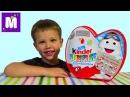 Киндерино Спорт набор сюрпризов распаковка Kinder Surprise