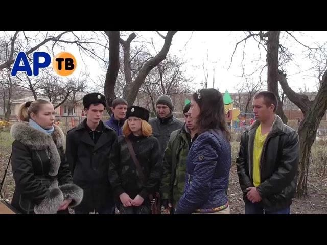 Бойцы подразделения Магадан о происшествии в городе Петровское