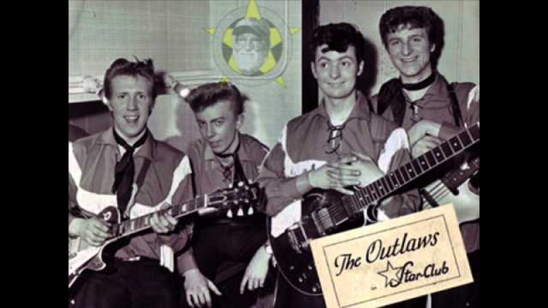 The Outlaws - Keep A Knockin (1964 with Ritchie Blackmore)