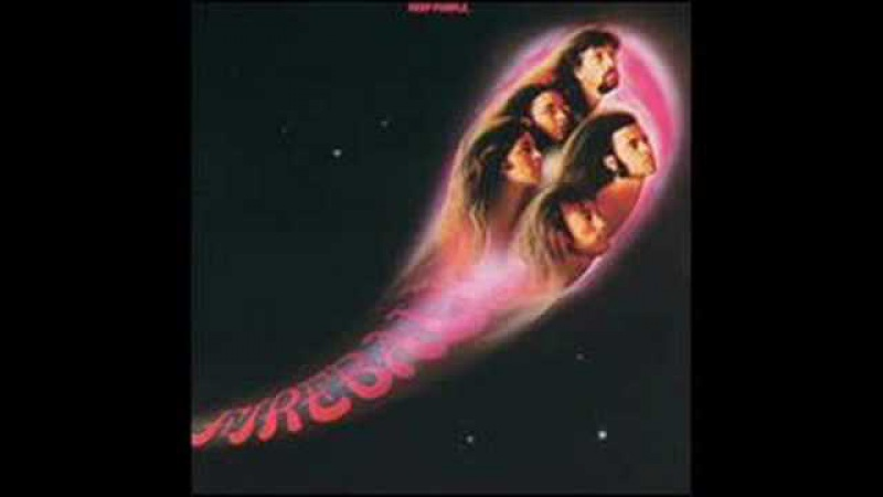 Deep Purple Demon's Eye