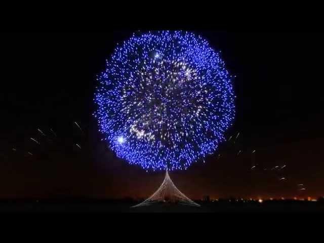 ►Le plus beau feu d'artifice du monde (4)◄