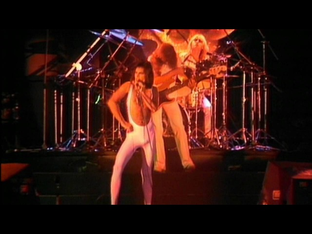 Queen-Live at Hyde Park 1976 in HQ