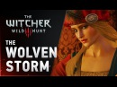 The Witcher 3 Wild Hunt The Wolven Storm Priscilla's Song multilanguage
