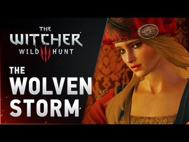 The Witcher 3 Wild Hunt - The Wolven Storm - Priscillas Song (multilanguage)