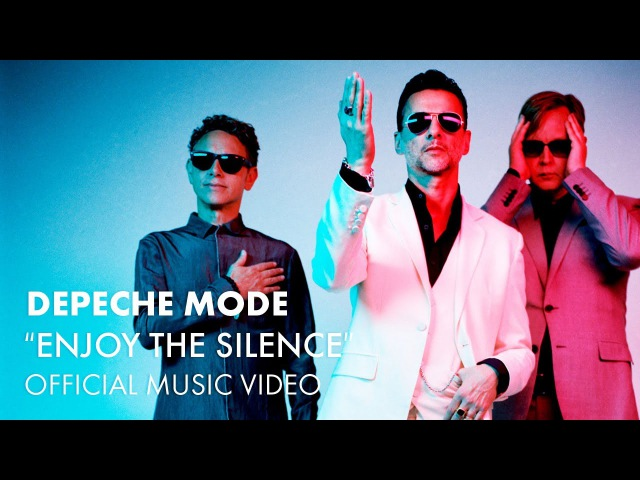 Depeche Mode - Enjoy The Silence (Remastered Music Video)