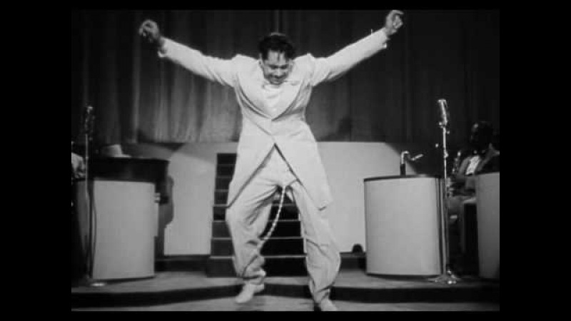 Cab Calloway his Band Geechy Joe Stormy Weather 1943