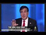 Mikheil Saakashvili talks about Georgia's Annexation by Russia on AlJazeera