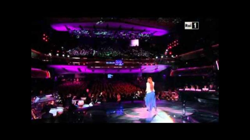 Nathalie - Vivo Sospesa @ Sanremo 2011.mp4