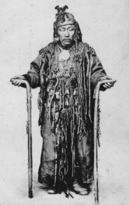 Пути-дороги шаманов