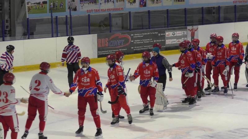 Мини-хоккей. 17.10.2015. Локомотив – СКА-Свердловск (1)