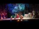 Мюзикл Маугли - Урок , театр Театриум на Серпуховке . Костик Раскатов - Дебют , 24.10.2015 г.