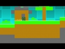 Geometry dash Minecraft (My level)
