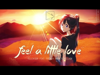 Televisor French Horn Rebellion - Feel A Little Love