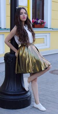 Элина Мокшина