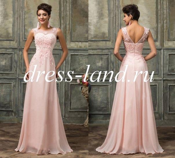 Платье на свадьбу подруги купить в москве