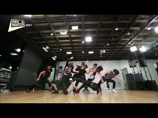 Mix and Match ep 2 -  iKON - Mental Breakdown (CL) dance performance