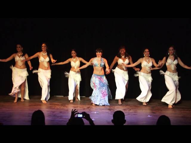 Paula Tabla Dance Company @ Stand up and Bellydance! Vol. 2, Dominican Republic