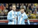 Argentina vs Croatia ~ Full Match ~ FRIENDLY ~ 12/11/2014