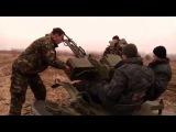 Нацгвардия отрабатывает стрельбы с зенитной установки ЗУ 23-2