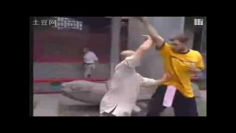 Шаолиньский монах супер скорость