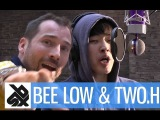 BEE LOW &amp TWO.H Grand Beatbox Battle Studio Session 14'