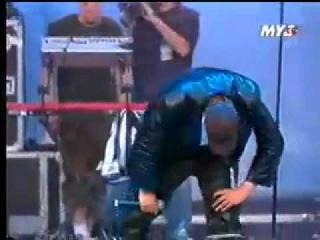 Bomfunk MC's - Live In Moscov