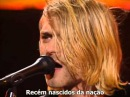 Nirvana Radio Friendly Unit Shifter Legendado Mtv Live and Loud Pier 48 1993
