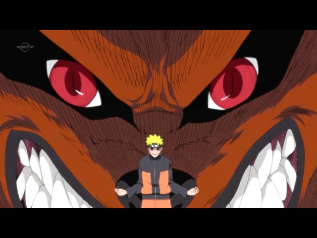 Naruto and Kurama Save Me If I Become my Demons...