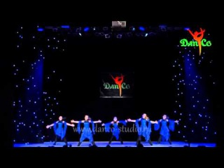 DanCo. Отчетный концерт Верона группа эстрадного танца (11-13) лет, хореограф Надежда Зенкова