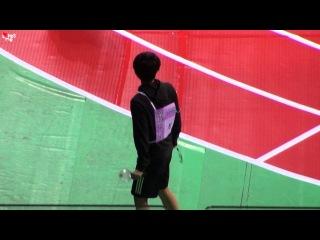 150810 아육대 :: 방탄소년단 치어리더 진