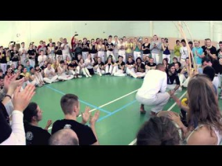 CM Ivan e CM Primo. RB 2014 - Quilombo dos Palmares. Real Capoeira
