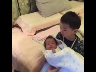 """9GAG on Instagram: """"One does not simply leave a baby with his brother... 😨 Thanks @bk_zah24 for submitting your awesome video! You got more shocking fail…"""""""