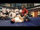 Зрелищный бой, грамотное добивание в партере и техника выполнения кимуры. Советы Федора Емельяненко