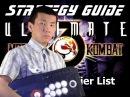 Ultimate Mortal Kombat 3. Strategy Guide. Epilogue. Tier List