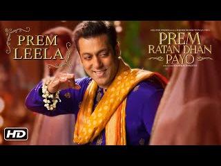 Prem Leela Video Song   Prem Ratan Dhan Payo   Salman Khan, Sonam Kapoor