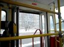 Moskwa, podróż tramwajem Tatra KT3R / Москва, поездка на трамвае Tatra KT3R