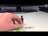 Обзор LEGO DC Super Heroes 76025 Green Lantern vs Sinestro