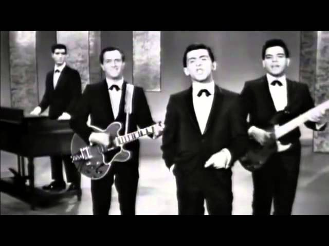Frankie Vallie and The Four Seasons Big Girls Dont Cry