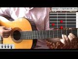 Как играть на гитаре Пара Нормальных - Happy End